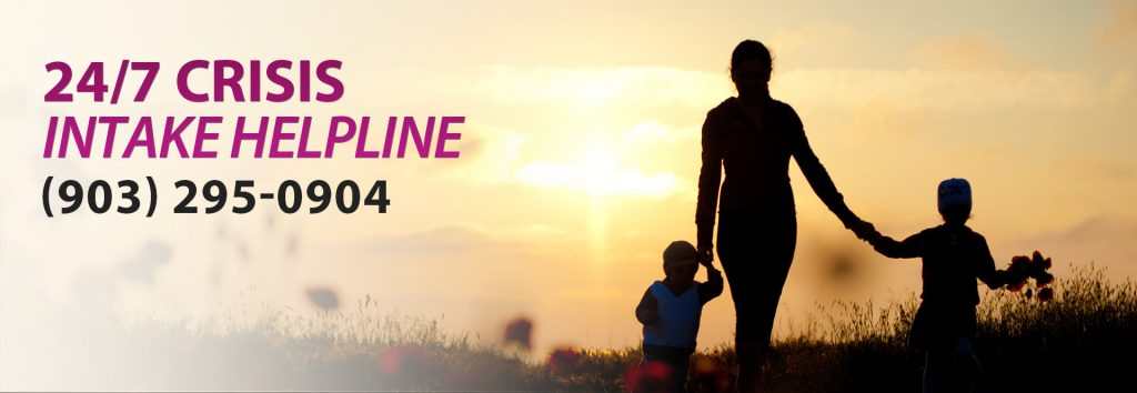 24 7 Crisis Intake Helpline Single Number Banner